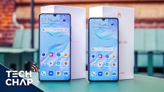 Huawei P30 Pro UNBOXING - Your Next Phone? | The Tech Chap