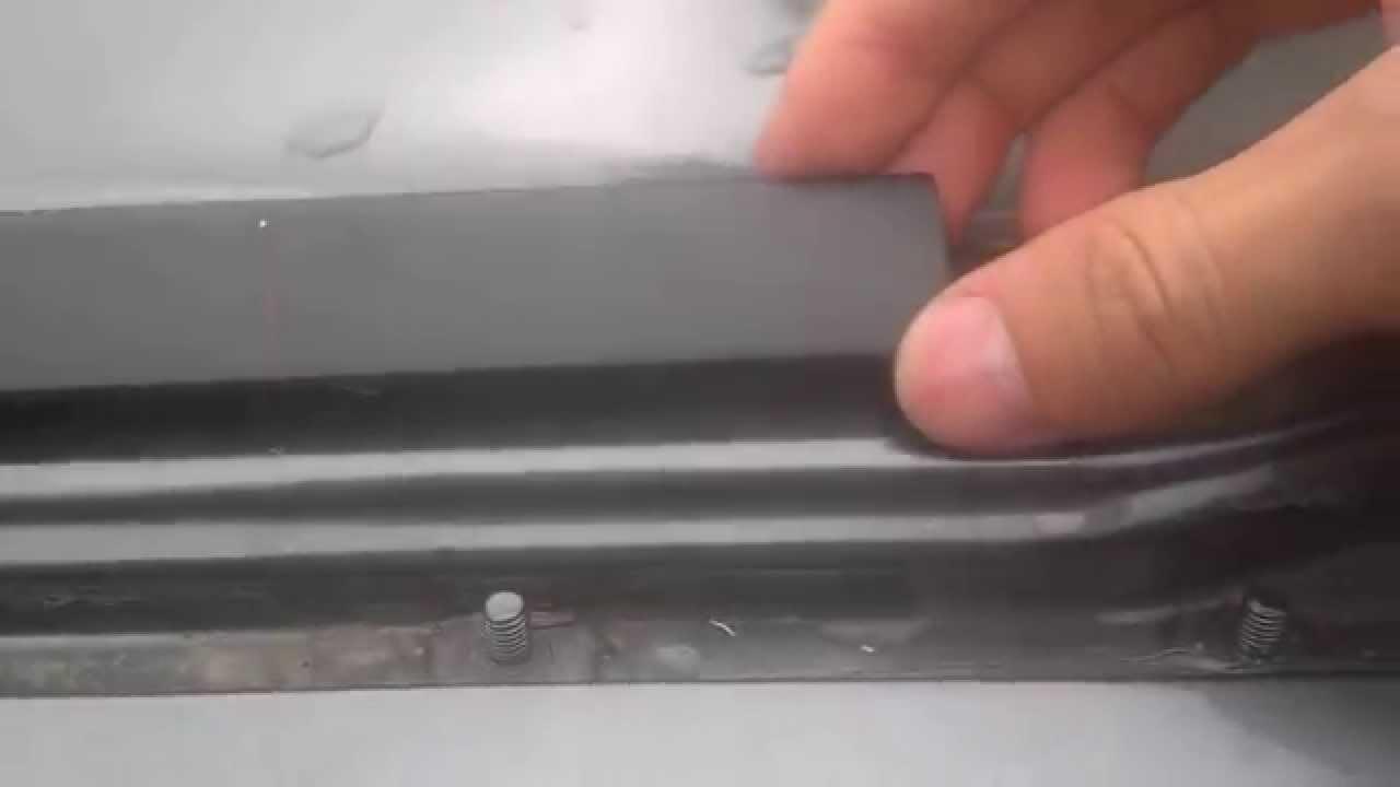 Install Roof Rack Roof Rack Rails Install Honda