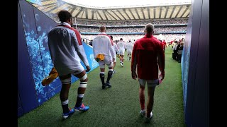 Highlights: England 33 - 19 Wales