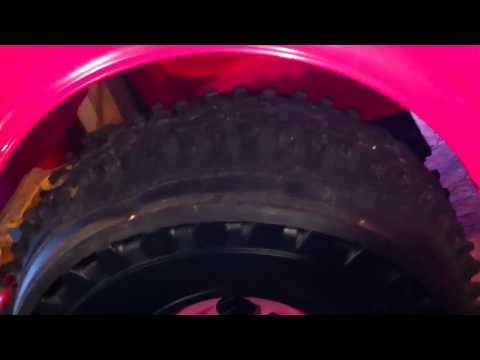 Power wheels traction problem fixed
