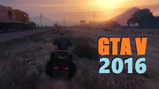 GTA V 2016 DLC & Rockstar's Next Big Game! - Grand Theft Auto 5 Update