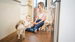 SHARING SOMETHING PERSONAL // DAY IN THE LIFE OF A STAY AT HOME MOM OF 3