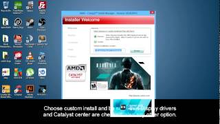 NEW!!! ATI Catalyst Control Center and Switchable Graphics fix for windows 7, 8, 8.1 (Step by step)