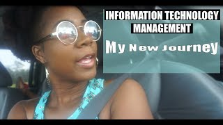 Information Technology Management My New Journey   Late Post Oct 1, 2018