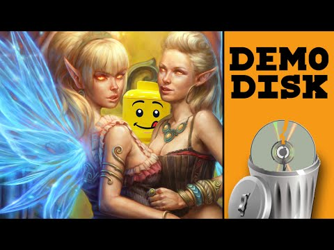 LEGO THAT FAIRY - Demo Disk Gameplay