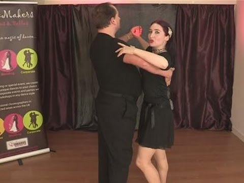 How To Do A Social Foxtrot Dance