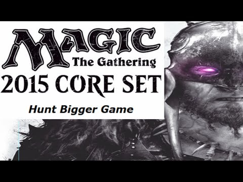 Magic The Gathering Announcing M15