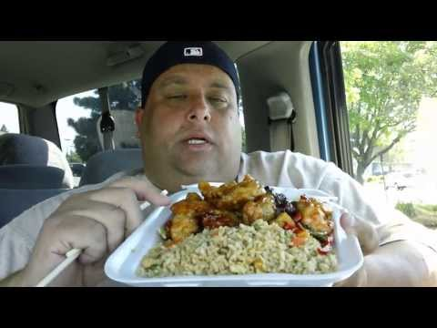 Panda Express' SAMURAI SURF & TURF REVIEWED!