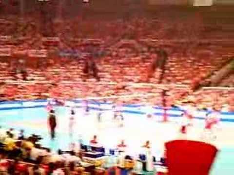 Polska-Francja Liga Światowa Siatkówki SPODEK