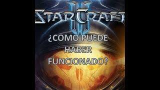 Starcraft 2 :1 VS 1-¿Como a podido salir esto bien?