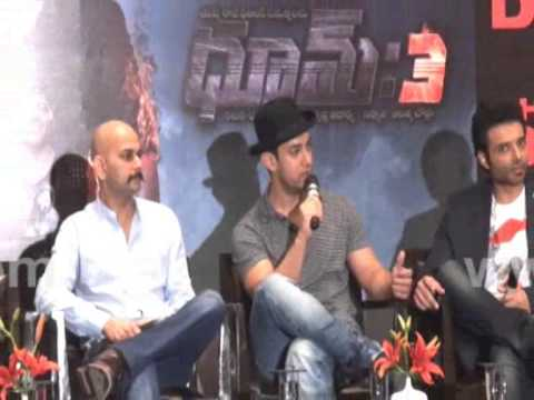 Dhoom 3 Promotion video