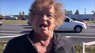 Witnesses Describe Orlando Walmart Shooting (Officer Shot)