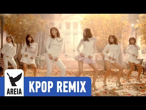A Pink (에이핑크) - Luv (areia Kpop Remix #160) video
