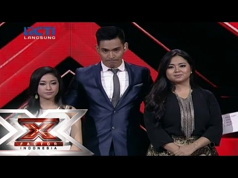 RESULT - Gala Show 06 - X Factor Indonesia 2015