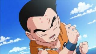 Goku vs Krilin Dragon Ball Super Episode 75 Subtitle Indonesia - DBS Fight