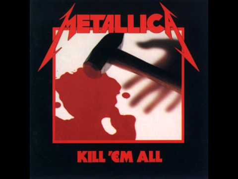 Metallica-Hit The Lights-KILL 'EM ALL