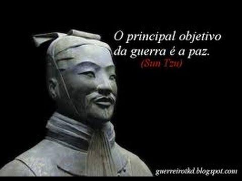 Sun Tzu   A Arte da Guerra na nossa vida do dia a dia