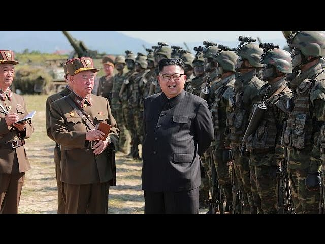 North Korea fires projectile, passes over northern Japan