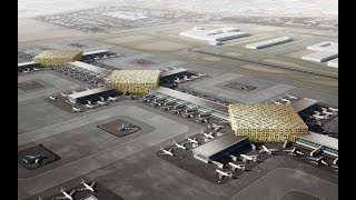 Dubai's Al Maktoum International Airport Mega Project - UAE's 36 Bn Mega Airport