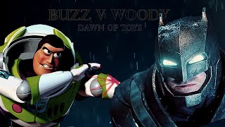 Buzz V Woody: Dawn Of Toys Mash-Up Trailer