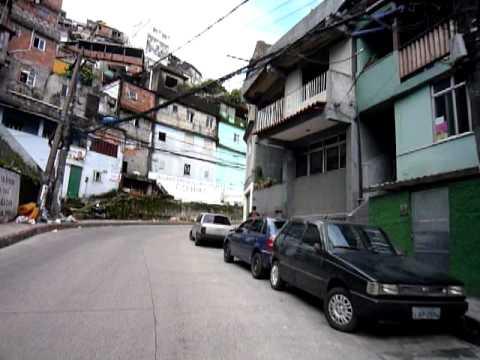 Brazil / Brasil / Brésil - Favela Rocinha - Rio de Janeiro: The Biggest Favela in Brazil (2008)
