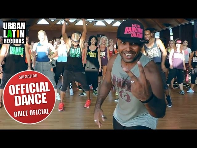 CHOCOLATE ► GUACHINEO ► (OFFICIAL DANCE VIDEO) ► SALSATION CHOREOGRAPY BY ALEJANDRO ANGULO