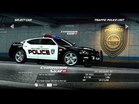 Need For Speed Hot Pursuit 2010 - Full Car List [Racer & Cop Cars]