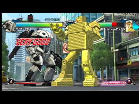 Tatsunoko vs. Capcom: Ultimate All Stars - Supers Exhibition
