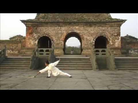 Wudang Fuchen (拂尘) - Master Yuan Xiu Gang (袁修刚)
