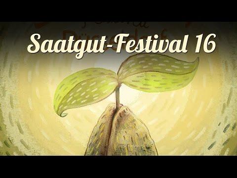 Saatgut Festival Düsseldorf 2016   VLOG Seed Haul Update   Biosaatgut   Freies Saatgut