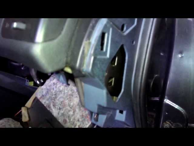 2007-2012 Nissan Altima Cabin Air Filter Replacement - YouTube