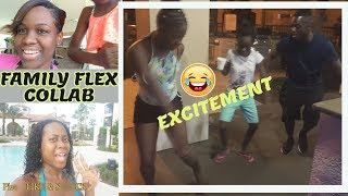 Family Flex Collab   MizNaturalist feat. The Campbell's Family