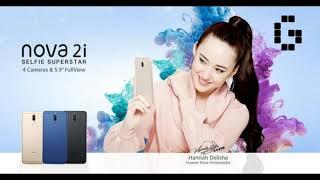 Huawei Nova 2i New Smart phone 2017   review