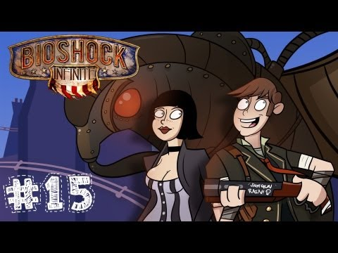 Bioshock Infinite Gameplay / Walkthrough w/ SSoHPKC Part 15 - OpTic SSoH Returns