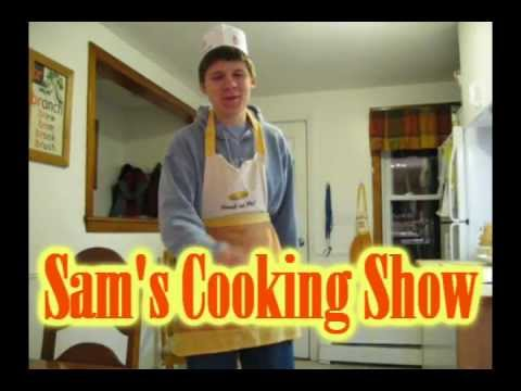 Sam's Cooking Show Episode 2