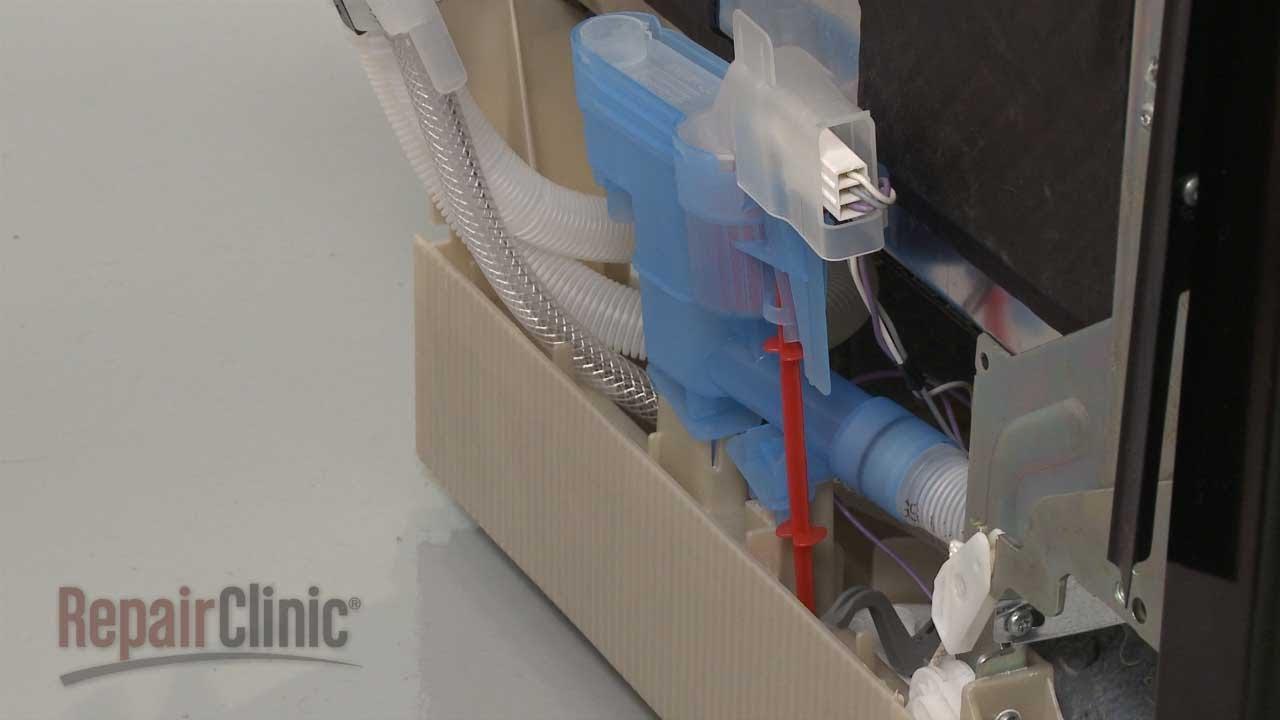 Dishwasher Float Replacement – Bosch Dishwasher Repair ...