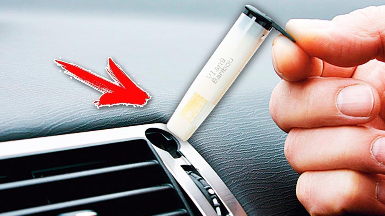 20 лайфхаков, которые сделают вашу машину идеально чистой - Лайфхакер