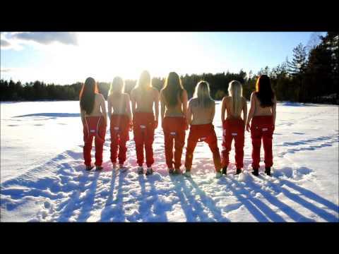 Naked Harlem Shake by sexy, norwegian girls