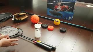 My Sports Equipments