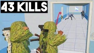 ALMOST NEW WORLD RECORD! | 43 KILLS Duo vs SQUADS | PUBG Mobile 🐼