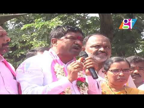 TRS MLA Candididate Thatikonda Rajaiah Election Campaign in Station Ghanpur | Great Telangana TV