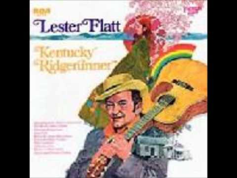 Lester Flatt- Kentucky Ridgerunner