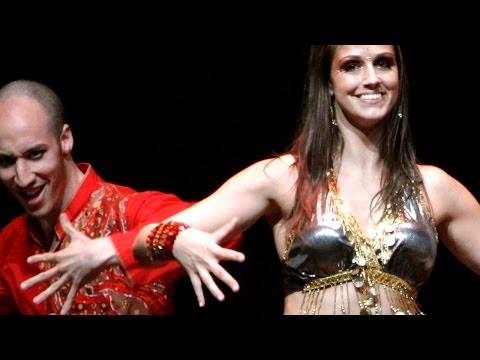 Amazing Salsa Bhangra Bollywood Fusion - Baila Productions inc...