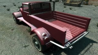 Hot Rod Truck [GTA IV - Vehicle Mod]