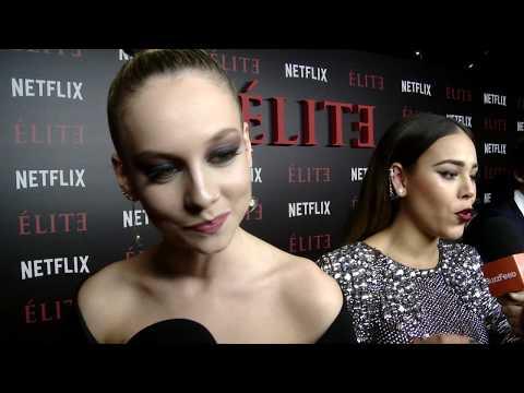 Élite | Ester Expósito sobre su personaje Carla | Élite Netflix