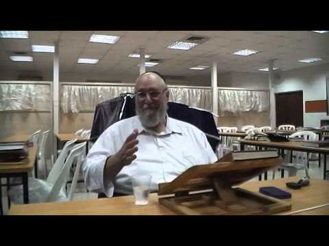 Rabbi Chaim Kramer, Shlit'a, Rosh HaShana with Rebbe Nachman 9-7-2014