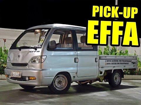 Pick-up EFFA Rebaixada | Primeira do Brasil / SM- Films | SokadosManaus