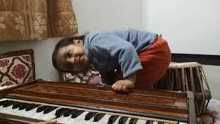 Creative and very cute baby boy. Kids video
