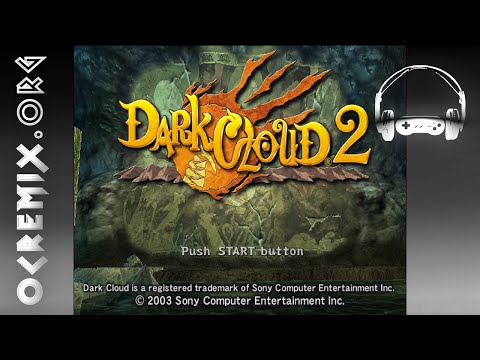 Misc Soundtrack - Dark Cloud Ost - Memories