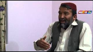 M. Ali with Tahir Khan Hazara Regarding Social Issues (Mechid Baitag)  Part 01